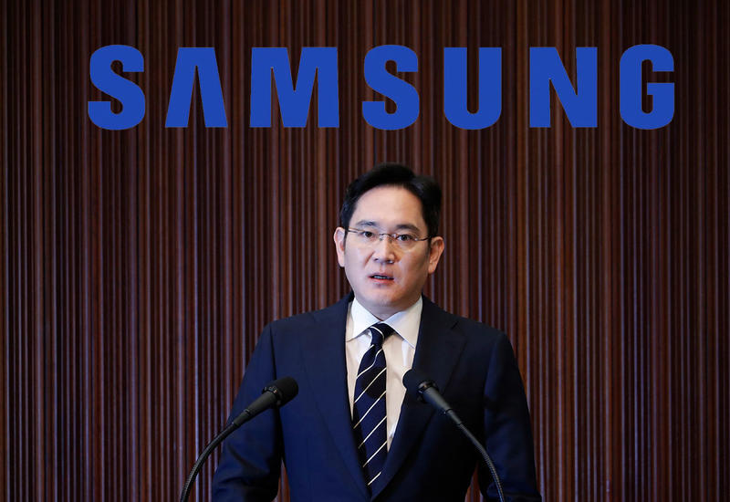 Глава Samsung арестован за коррупцию