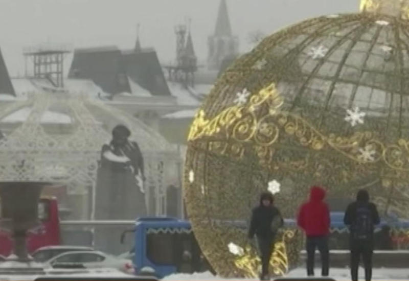Минувшая ночь в Москве стала самой холодной за десятилетие