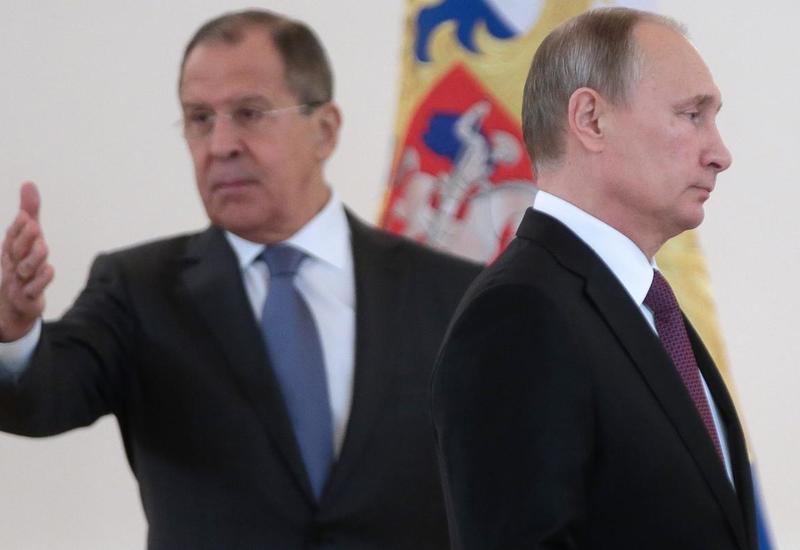Лавров закладывает мину под соглашение, подписанное Владимиром Путиным