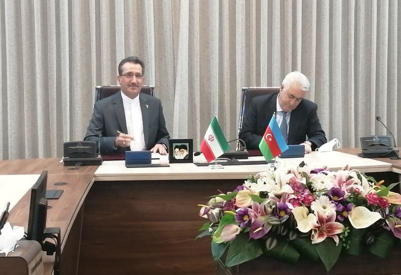 Азербайджан и Иран будут сотрудничать в сфере железных дорог