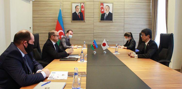 Япония намерена участвовать в восстановлении электроэнергетической сферы в Карабахе
