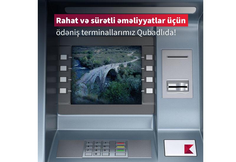 Банкомат и платежный терминал Kapital Bank теперь и в Губадлы (R)