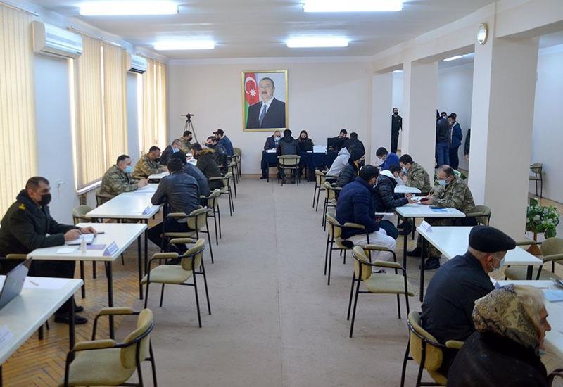 Приняты меры по решению обращений вернувшихся с войны 507 человек