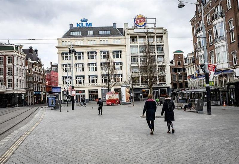 Нидерланды введут дополнительные меры по борьбе с коронавирусом