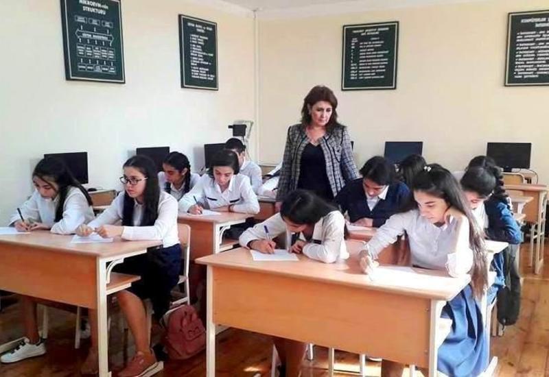 В школах Азербайджана могут уменьшить количество экзаменов