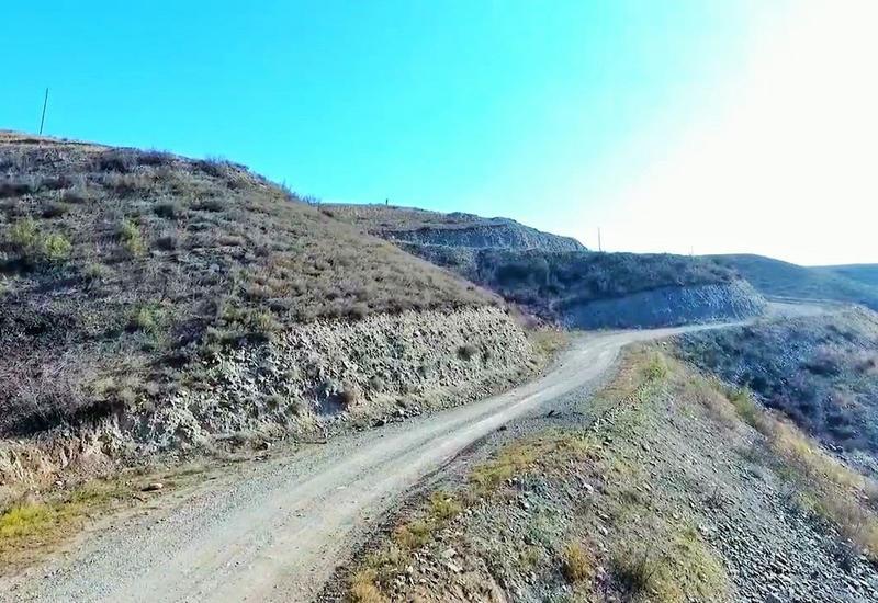 Создание инфраструктуры в освобожденном Карабахе - один из важных приоритетов большого возвращения