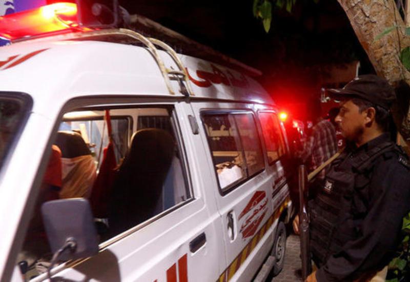 Восемь человек погибли в ДТП на западе Пакистана