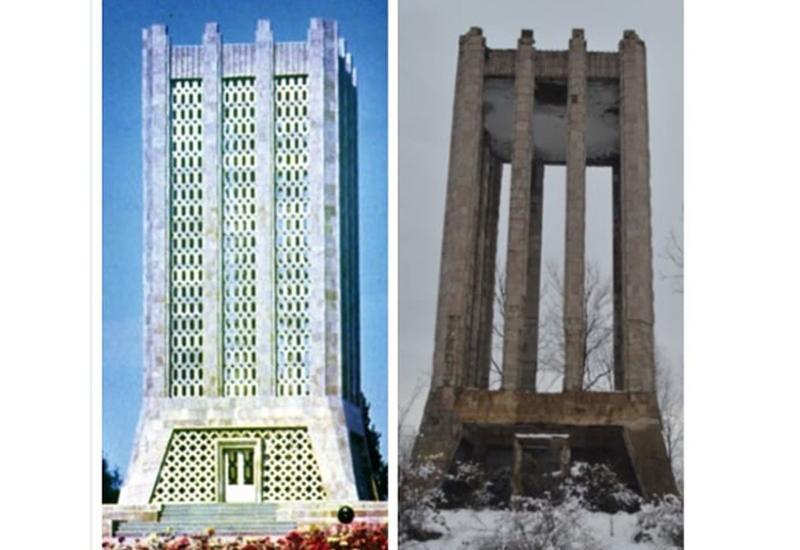 Azərbərpa о восстановлении исторических памятников в Шуше