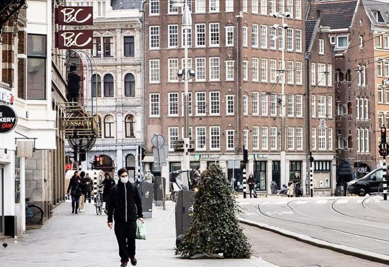 Нидерланды намерены ввести комендантский час