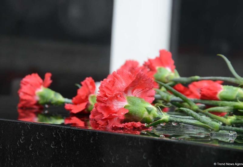 В Баку советские войска жестоко убили много мирных жителей