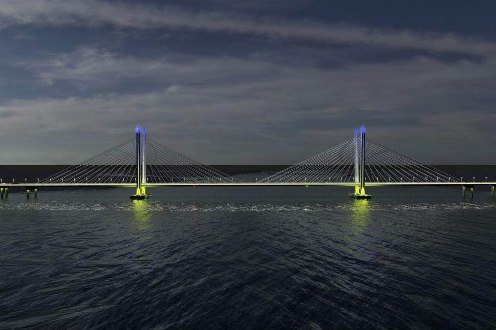 Турецкая компания построит новый мост через Днепр