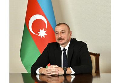 Состоялась встреча между Президентом Азербайджана Ильхамом Алиевым и Президентом Туркменистана Гурбангулы Бердымухамедовым в формате видеоконференции - ФОТО - ВИДЕО