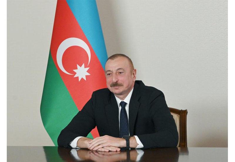 Президент Ильхам Алиев: Сегодняшнее подписание открывает новую страницу в освоении углеводородных ресурсов Каспия