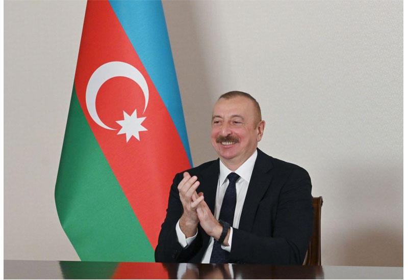 Президент Ильхам Алиев: Каспийское море – море мира и добрососедства