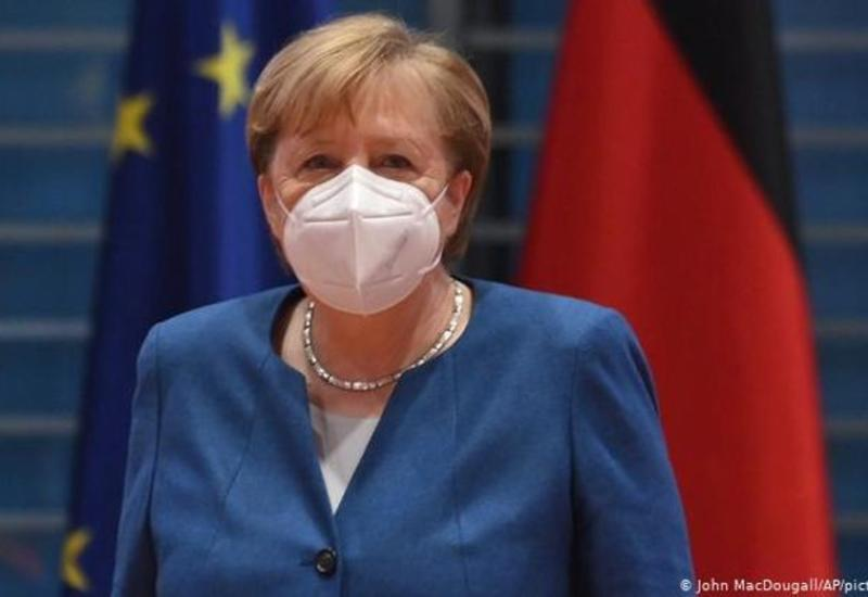Меркель о сложной фазе пандемии