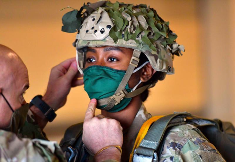 Эпидемия коронавируса в армии США: заболели 200 тысяч человек