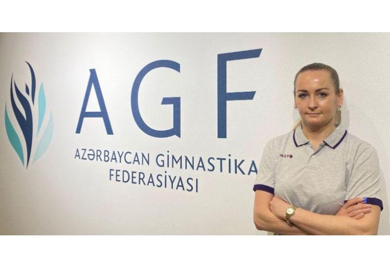 Назначен новый главный тренер сборной Азербайджана по женской спортивной гимнастике