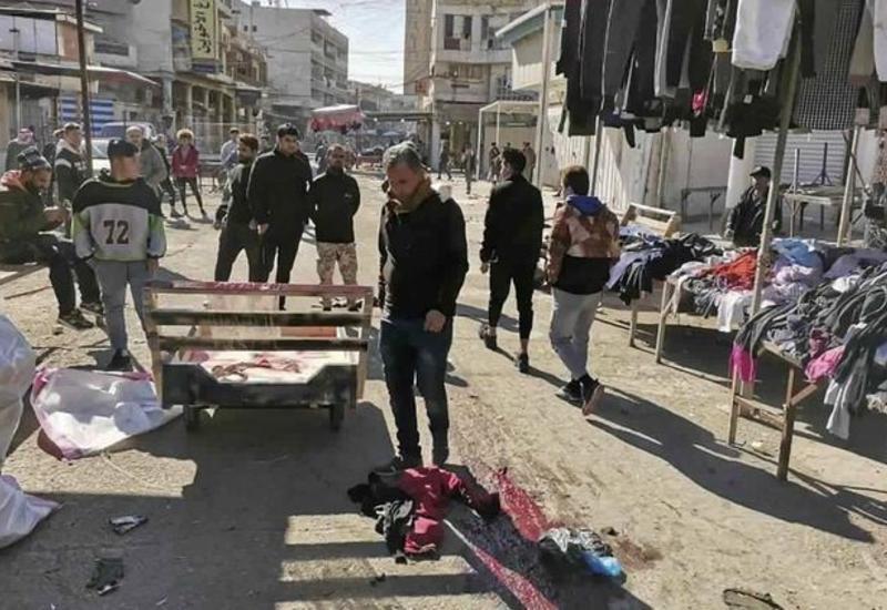 ИГ взяло на себя ответственность за двойной теракт в Багдаде с 32 погибшими