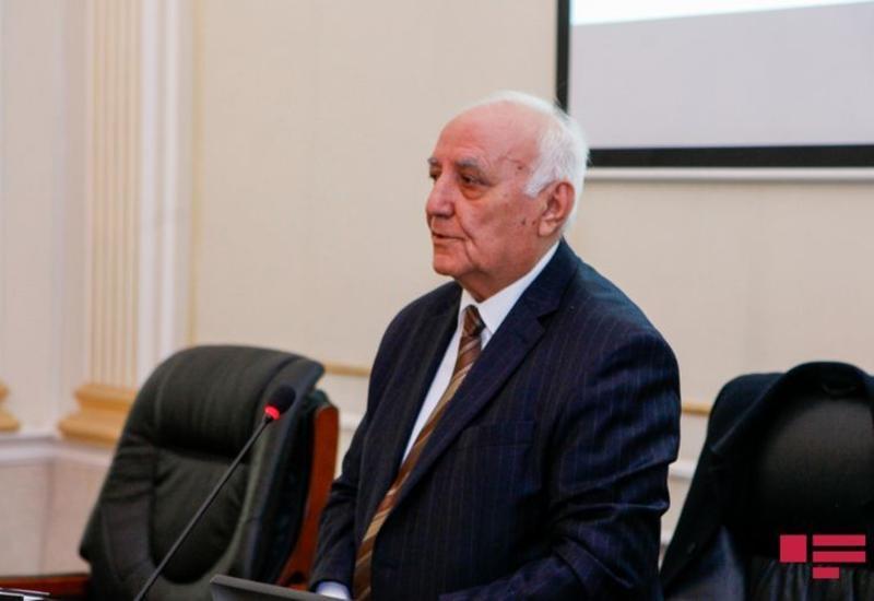 Ягуб Махмудов освобожден от должности директора Института истории