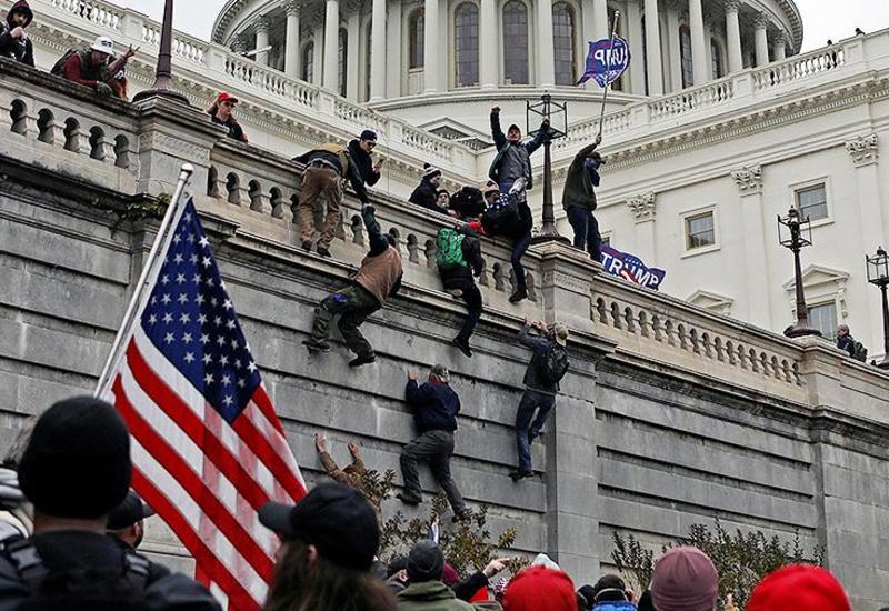 Более 120 американцев обвинили в захвате Капитолия и беспорядках в Вашингтоне