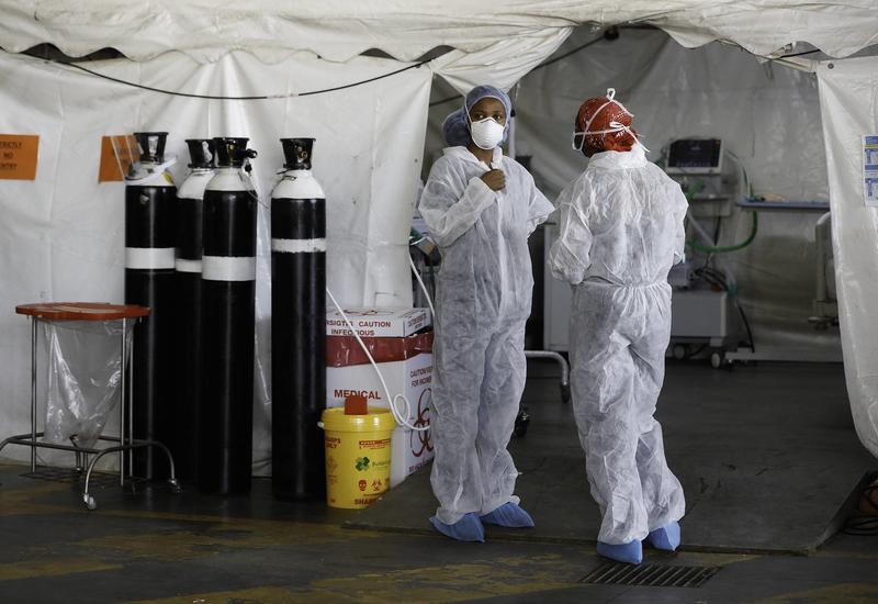 Новая мутация коронавируса из ЮАР может снизить эффективность вакцинации
