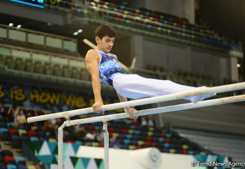 Азербайджанские гимнасты примут участие в чемпионате Европы в Швейцарии
