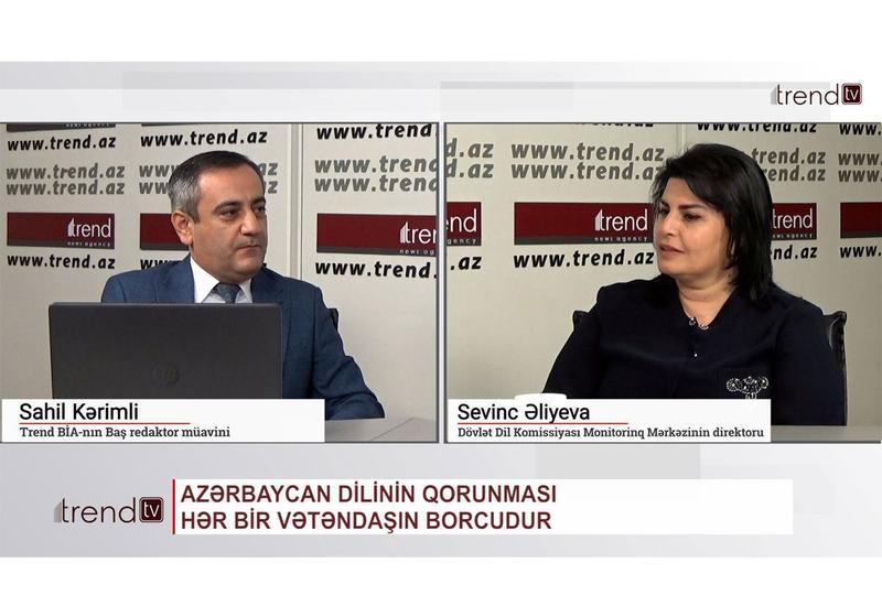 Основные проблемы в сфере государственного языка в Азербайджане