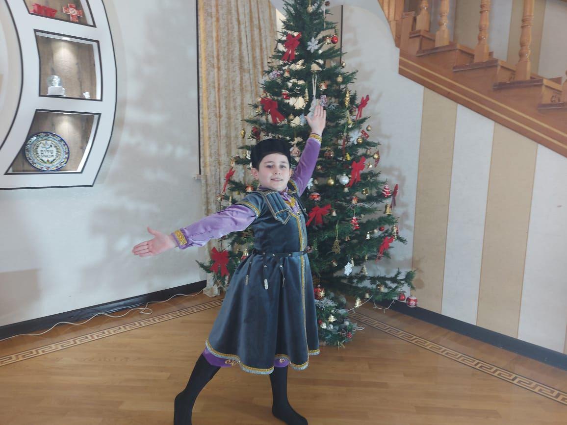 Юные азербайджанские танцоры заняли первое место на конкурсе в Израиле