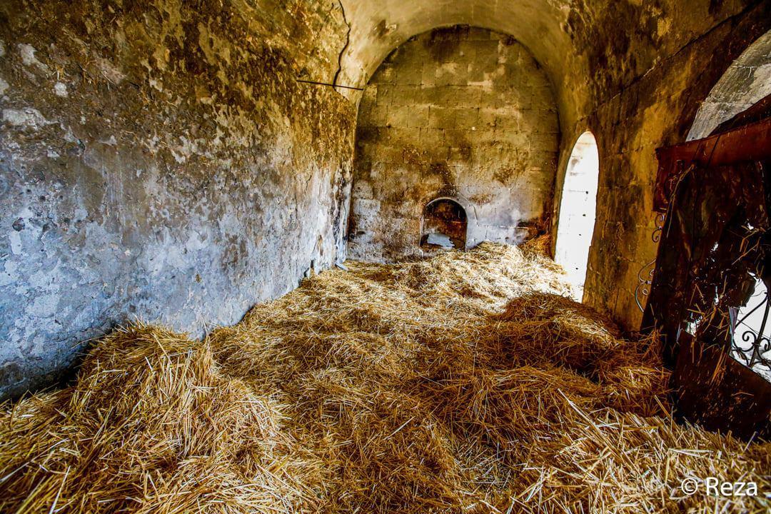 Реза Дегати потрясён разрушениями в Агдаме