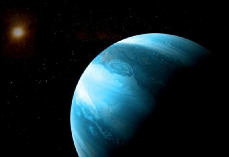 Обнаружена редчайшая гигантская планета