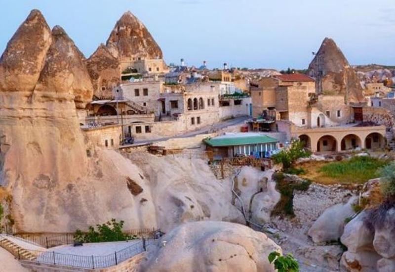 В Турции решили снести часть города ради туристов