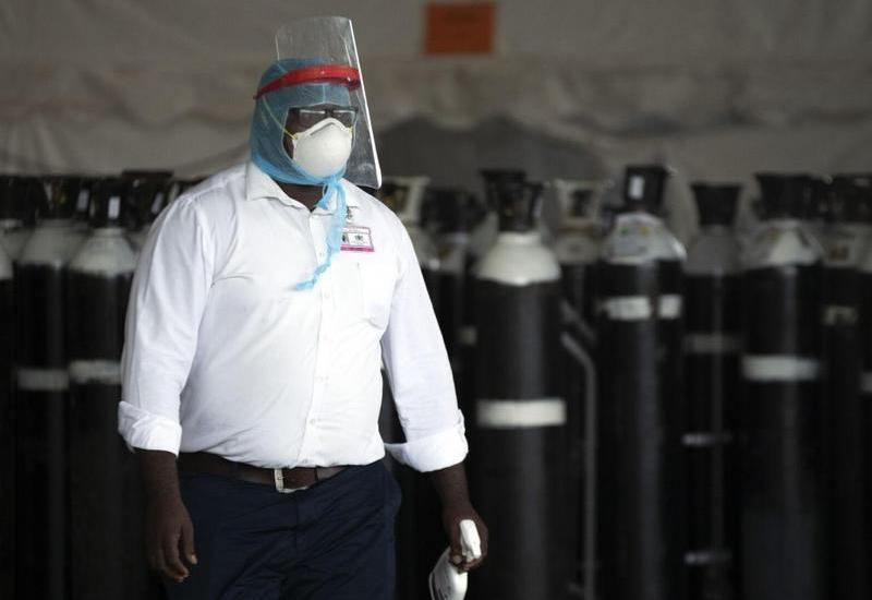 Африка не справляется со второй волной коронавируса