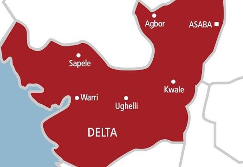 Мощный взрыв в Нигерии