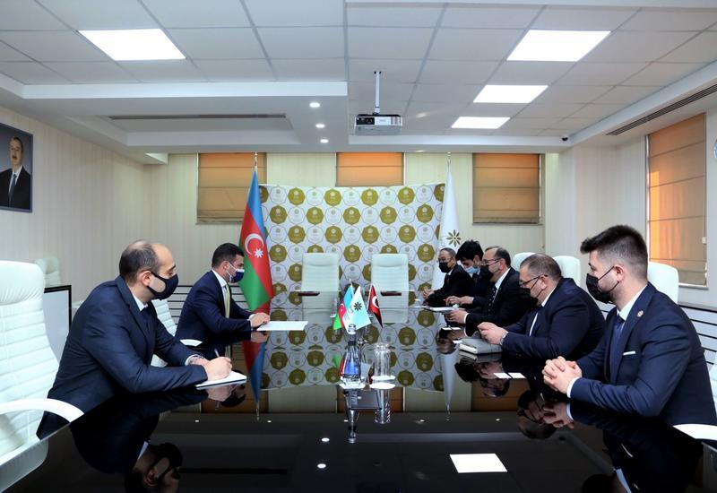 Агентство по развитию МСБ Азербайджана и Организация бизнесменов Турции подписали меморандум