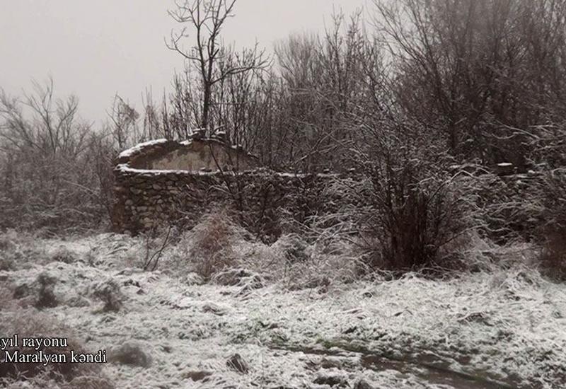 Село Ашагы Маральян Джебраильского района