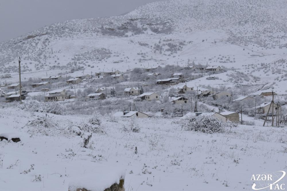 Села Абдал и Гюлаблы - живописные уголки Карабаха