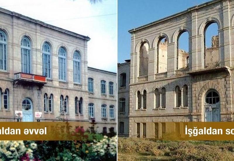 Эмин Амруллаев в Международный день образования напомнил миру об армянском вандализме