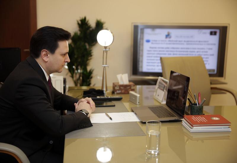 Дворец Гейдара Алиева и Билькентский оркестр готовят совместные проекты