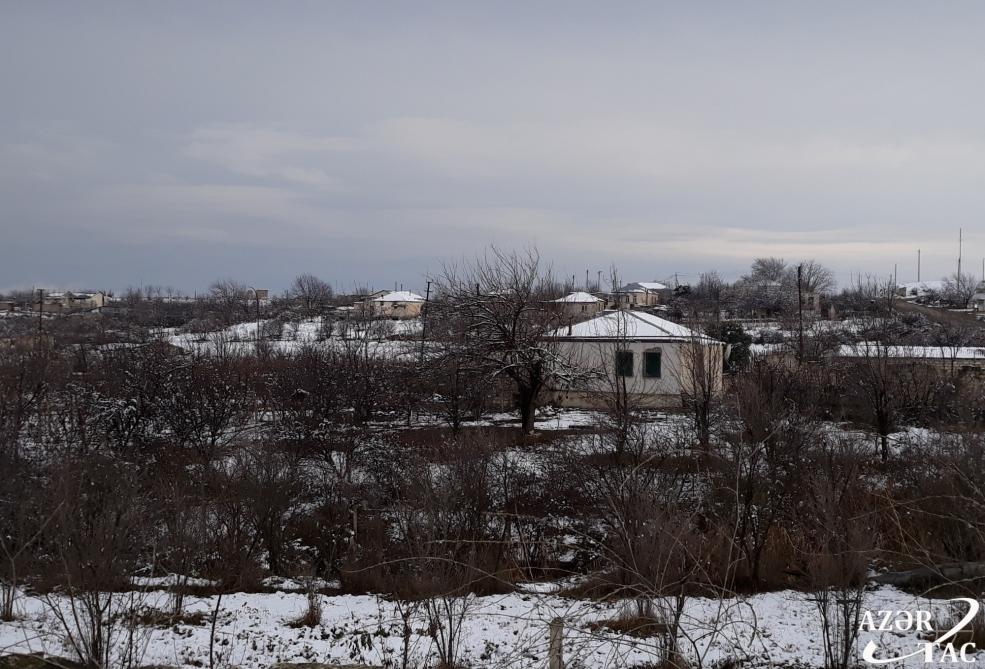 Армяне разрушили древнюю мечеть и кладбище в селе Паправенд Агдама