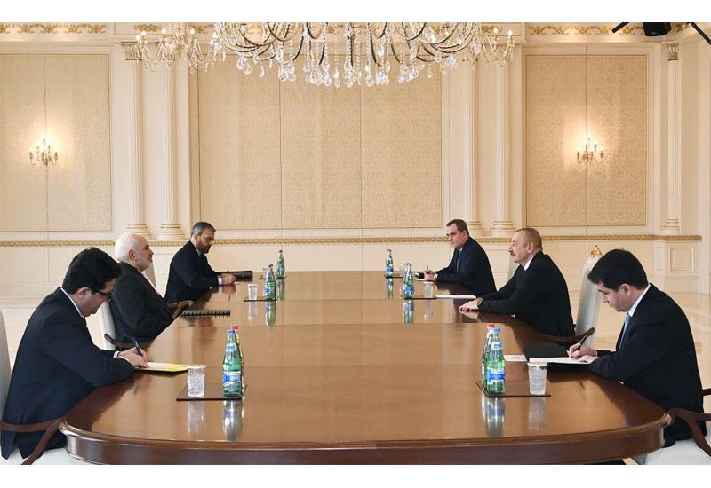 Президент Ильхам Алиев: Мы будем очень рады видеть иранские компании среди компаний, которые будут участвовать в восстановлении освобожденных от оккупации территорий