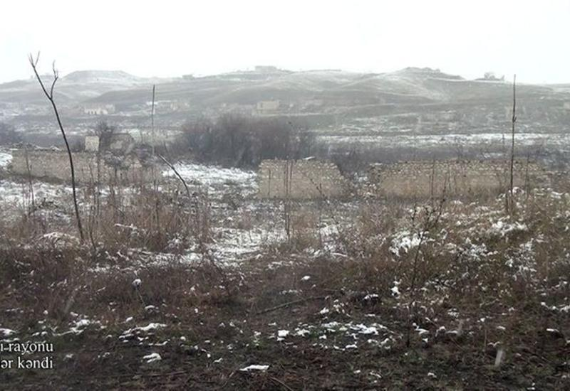 Село Кюрдляр Физулинского района