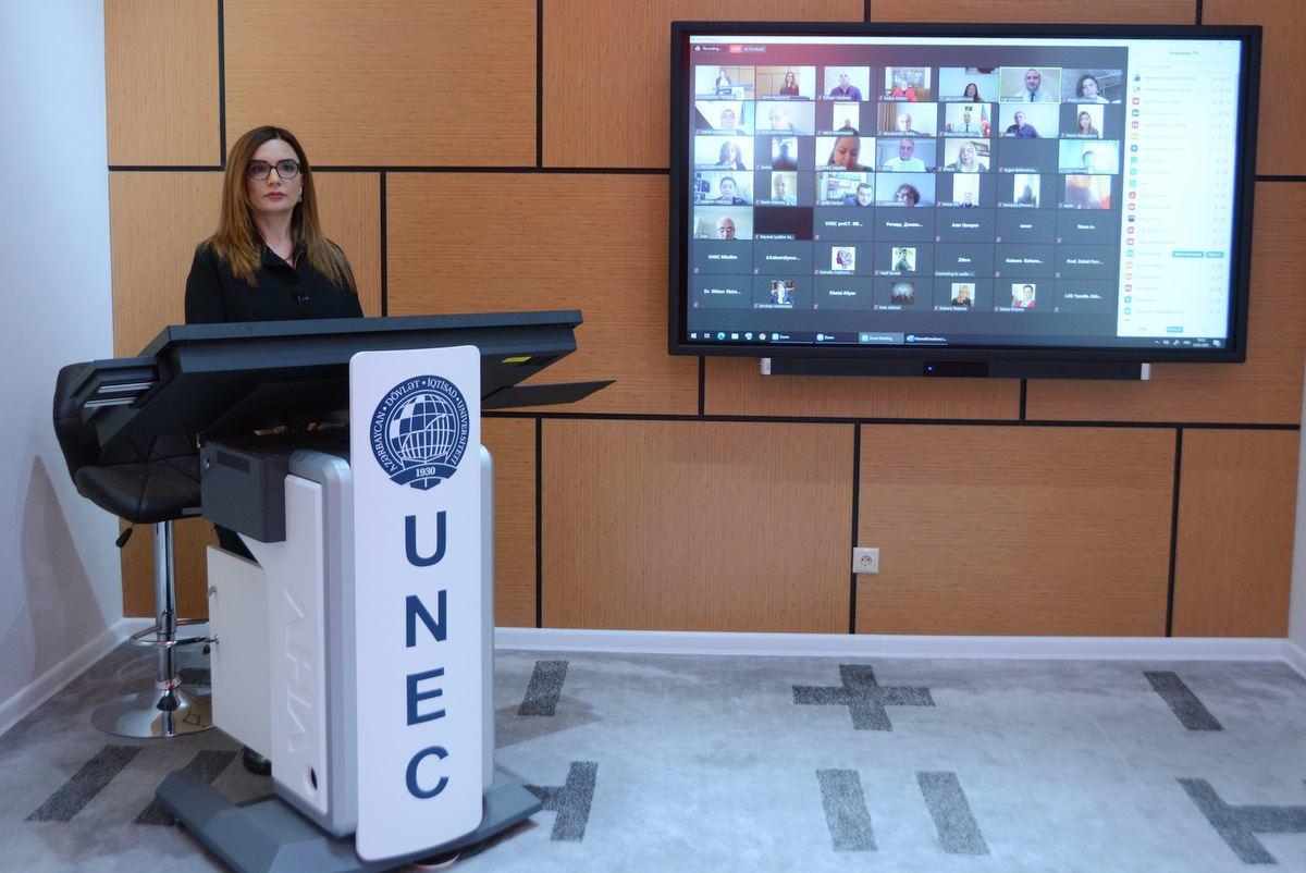 Храм Худаванг обсудили на конференции UNEC