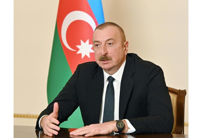 Президент Ильхам Алиев: Когда мы выводили спутники на орбиту, некоторые спрашивали, для чего это нужно