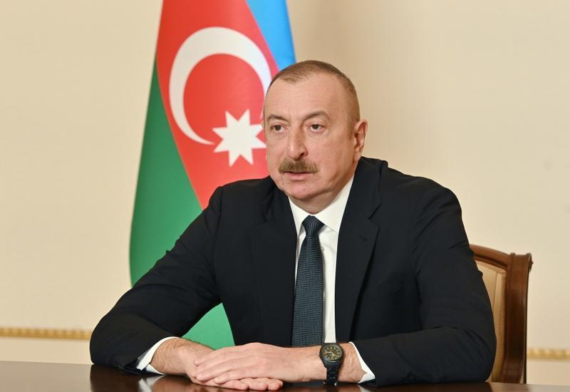 Президент Ильхам Алиев: Война многим продемонстрировала, в чем заключается потенциал Азербайджана