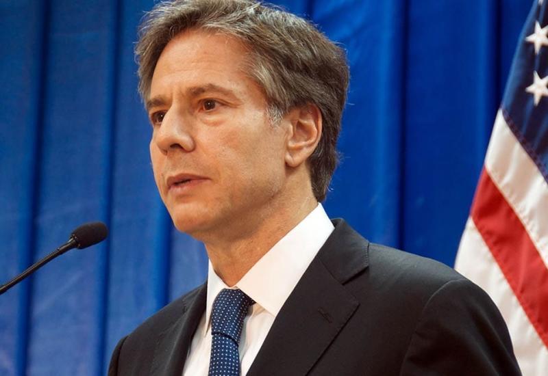 Сенат США утвердил Блинкена на должность госсекретаря