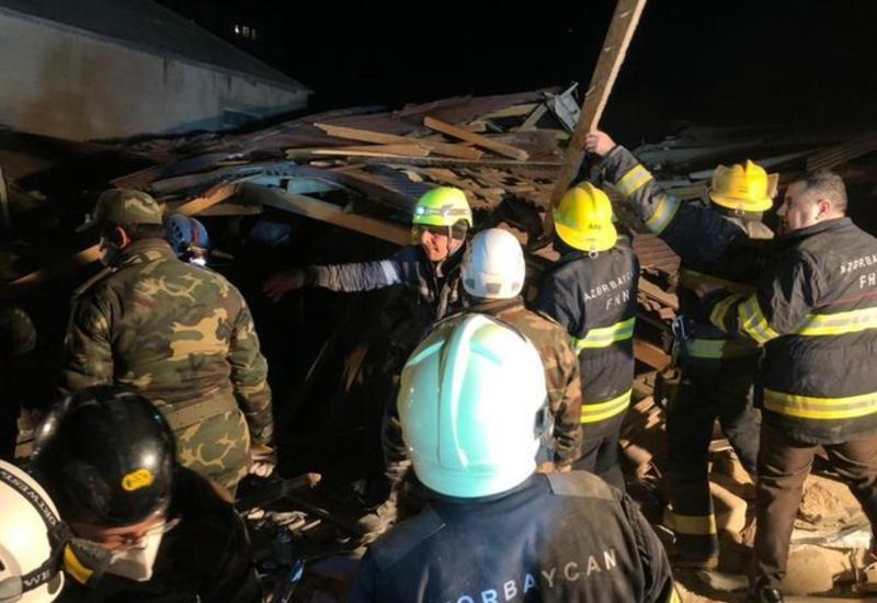 Пять из пострадавших в результате взрыва в Хырдалане выписаны домой