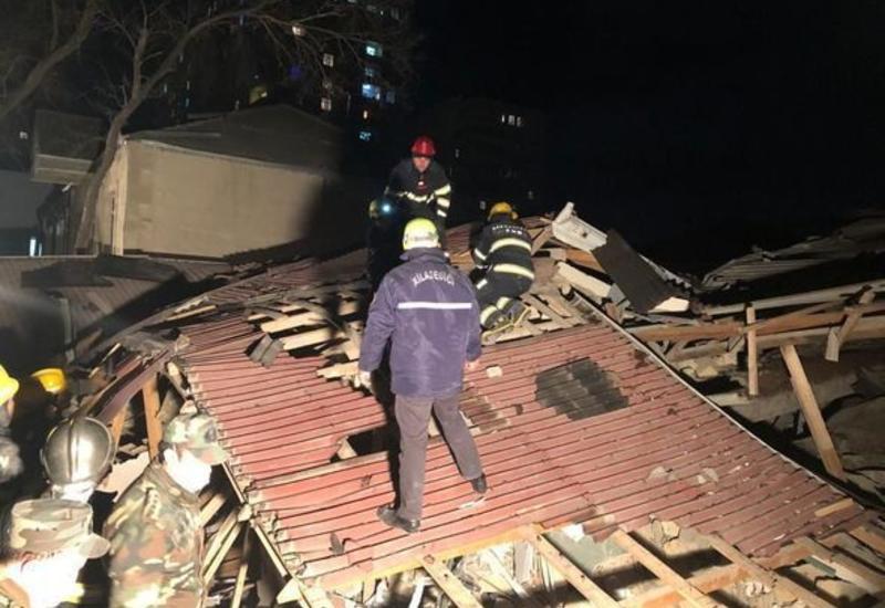 В сети появилось фото женщины, погибшей при взрыве в Хырдалане