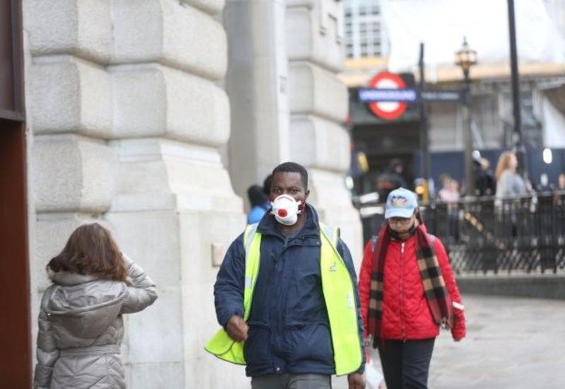 В Великобритании умерли больше 100 тыс. заразившихся коронавирусом