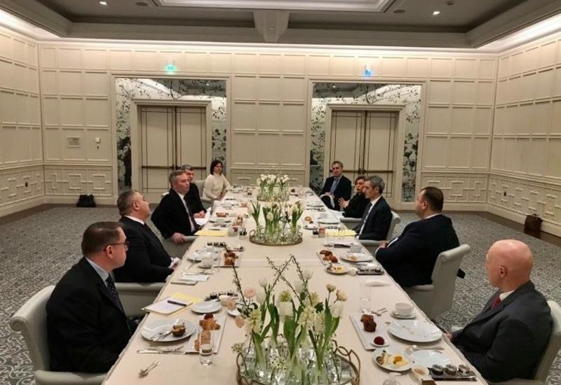 Госсекретарь МИД Франции в Баку