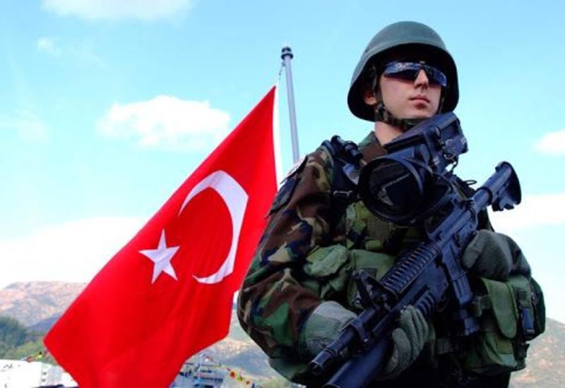 Турецкие военные прибудут в Азербайджан